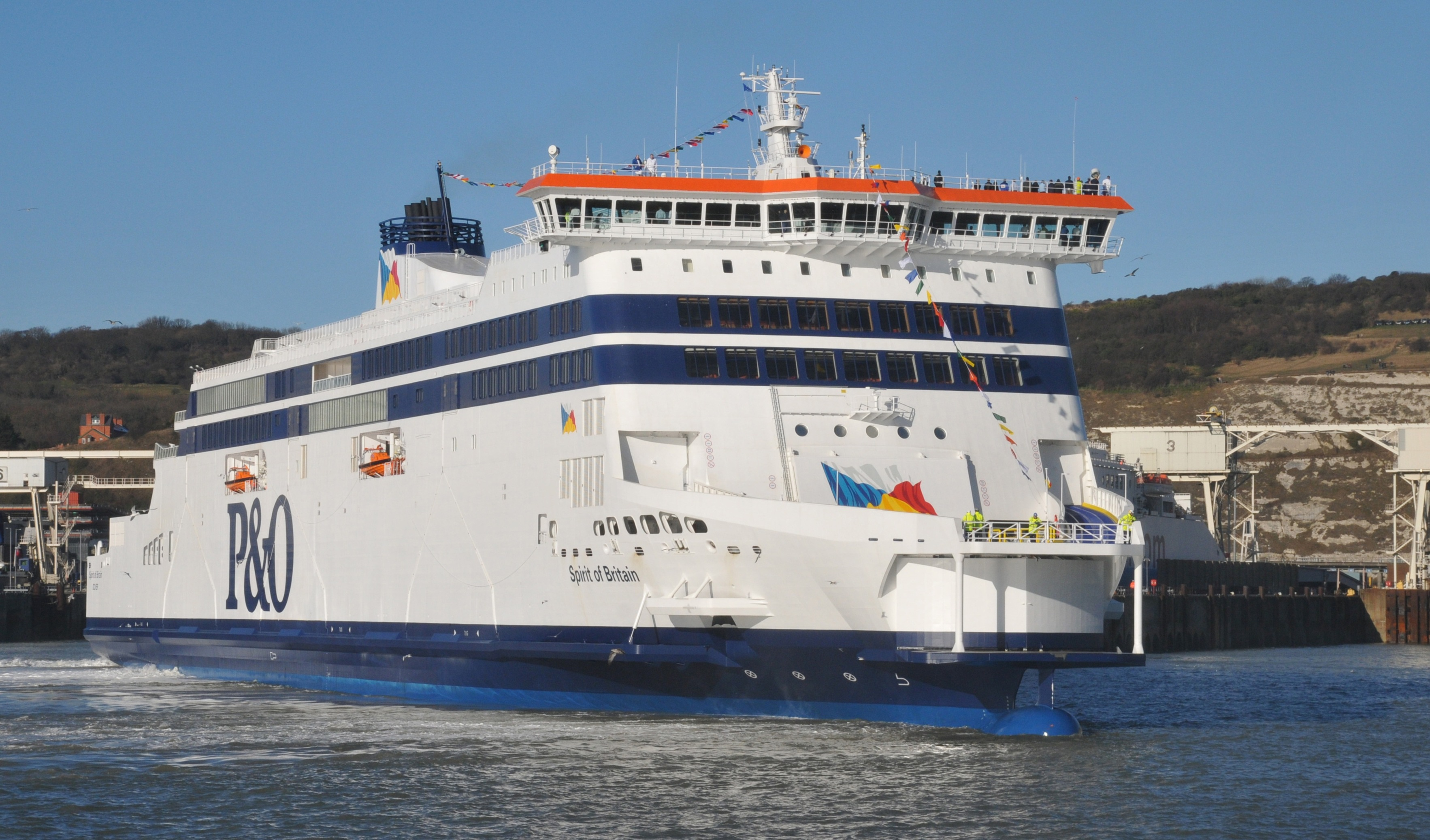 COMPETITION: Twelve return P&O Ferries Dover/Calais passages to be won