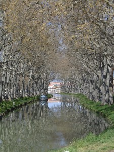 The Canal du Midi is a great way of getting to know France when you're looking for a home across the Channel
