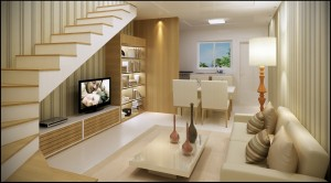 Property interior at Bosque Residencial