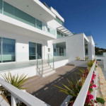 New Aloes is an open-plan five-storey, seven-bedroom 21st century home with fabulous views