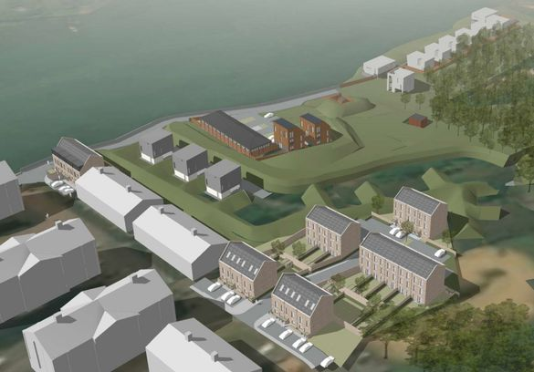 Green Light for £30m Regeneration of Part of Gosport Historic Waterfront