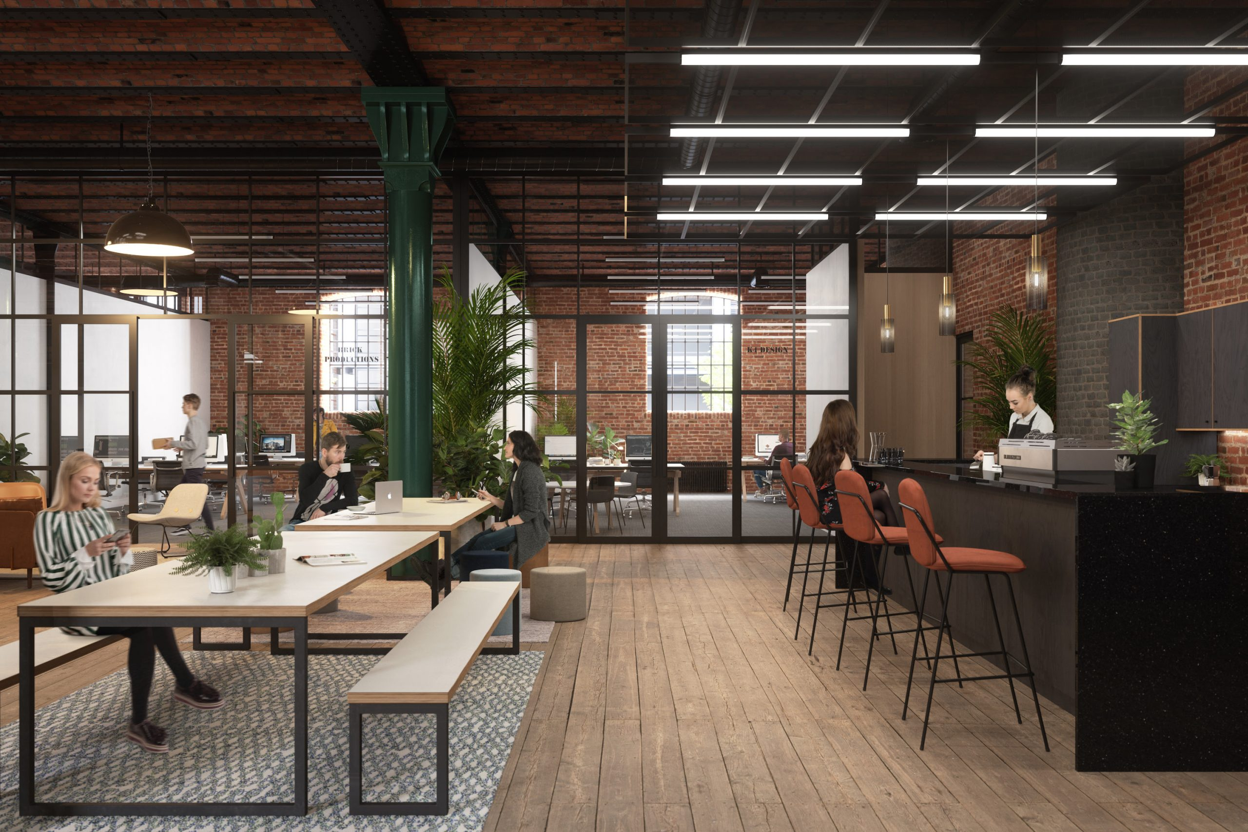 Iconic 19th Century Manchester Warehouse Opens Its Doors To Ambitious Entrepreneurs And SMEs