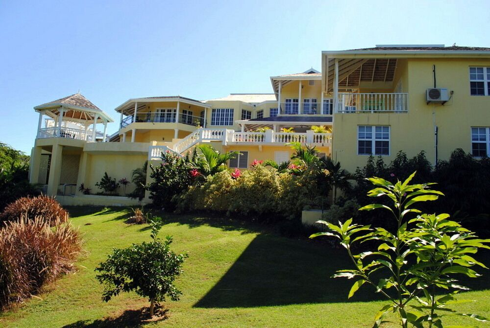 Hummingbird Hall Jamaica: Magnificent Mansion-Villa + Wedding Venue On 5,000 Acre Estate Is For Sale